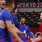 JO, Volley : les Bleus se relancent totalement en dominant la Russie