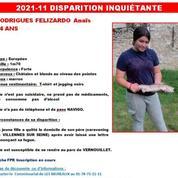 Disparition inquiétante d'une adolescente dans les Yvelines