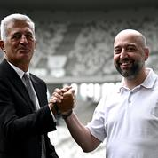 Nouvel entraîneur de Bordeaux, Petkovic a «toujours aimé les challenges»