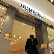 Hermès presque aussi rentable que Louis Vuitton