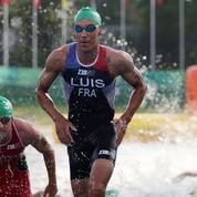 JO : le relais mixte en triathlon, une séance de rattrapage pour Vincent Luis et les Bleus
