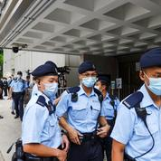 Neuf ans de prison pour le premier Hongkongais condamné au nom de la loi sur la sécurité nationale