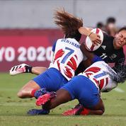 «La Nouvelle-Zélande est un beau vainqueur»: les Françaises du rugby à 7 ravies de leur médaille d'argent
