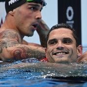 JO : Manaudou prêt pour le défi avec Dressel sur le 50m nage libre