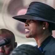 La veuve du président d'Haïti assassiné met en cause sa sécurité