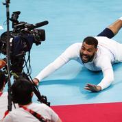 JO : malgré leur défaite face au Brésil, les volleyeurs français prennent leur quart