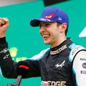 Ocon après sa victoire au Grand Prix de Hongrie : «Un truc de fou»