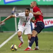 Trophée des champions : le joueur du PSG Achraf Hakimi copieusement sifflé à Tel Aviv