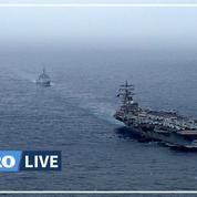 Escalade entre Israël et l'Iran en mer d'Oman