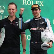 Laurent Rossi après la victoire d'Esteban Ocon en Hongrie: «On n'osait pas en rêver»
