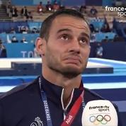 «Il faut toujours qu'il m'arrive quelque chose» : Samir Aït Said au bord des larmes après avoir vu la médaille lui échapper