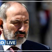En Arménie, le parlement réélit Nikol Pachinian premier ministre