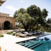 Au Kenya, une villa de luxe au cœur de la savane