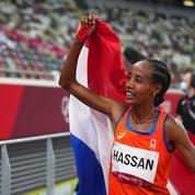 JO : Sifan Hassan, lancée sur la route du triplé, assomme le 5000m