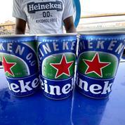 Bénéfice net de 1 milliard d'euros au premier semestre pour Heineken, après une perte un an plus tôt