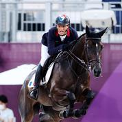 JO, Equitation : l'équipe de France en bronze au concours complet, 23e médaille des Bleus