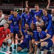 JO : qualifié pour les demi-finales, le volley français s'offre un passeport pour le rêve