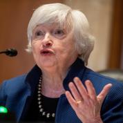 Etats-Unis: Yellen presse le Congrès de relever le plafond de la dette