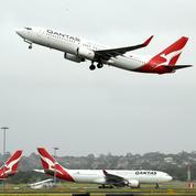 La compagnie aérienne Qantas demande à 2500 employés de prendre des congés sans solde