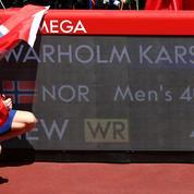 JO : 400 m haies : L'audacieux Warholm détruit le mur des 46 secondes