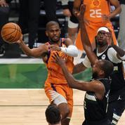 NBA : un contrat à 120 M$ sur quatre ans et... une opération pour Chris Paul
