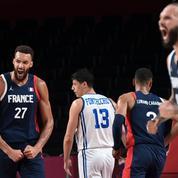 JO : dans la douleur, les Bleus du basket écartent l'Italie et retrouveront la Slovénie