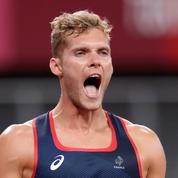 JO : cinquième du décathlon après une journée, Kevin Mayer vise toujours une médaille