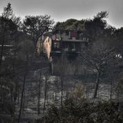 Incendies en Europe : l'UE envoie des avions, hélicoptères et pompiers