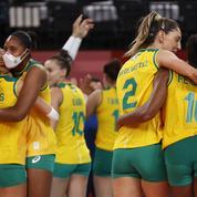 JO, Volley (F) : le Brésil retrouve le dernier carré, la Serbie marche sur l'Italie