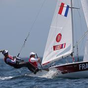 JO, Voile (F) : Médaille de bronze pour Lecointre et Retornaz en 470, 25e médaille pour la France