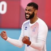 JO : Ngapeth : «Les handballeurs sont notre modèle»