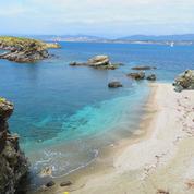 Escale à l'île des Embiez et son paysage de carte postale