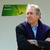 Ligue 1 : une fresque en l'honneur de Gérard Houllier au stade de Lyon