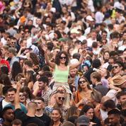 Quelque 2300 personnes contaminées par le covid au lendemain de festivals en Catalogne