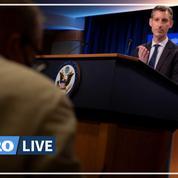 Washington exhorte Téhéran à reprendre les négociations sur le nucléaire «rapidement»