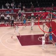 JO : l'incroyable contre de Batum qui envoie la France en finale olympique