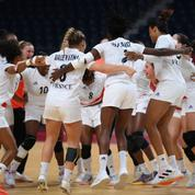 JO : Les handballeuses françaises à leur tour en finale après leur victoire face à la Suède