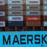 Maersk voit son bénéfice net bondir au deuxième trimestre, porté par la surchauffe du transport maritime