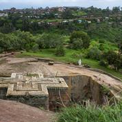 En Éthiopie, les rebelles prennent le contrôle de Lalibela et de ses églises sculptées dans la roche
