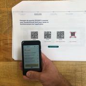 Extension du passe sanitaire : l'énorme succès des machines pour scanner les QR codes