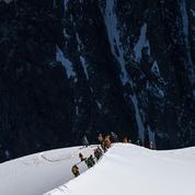 Un Américain retrouvé mort dans le massif du Mont-Blanc