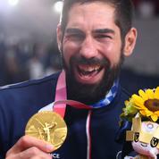 Nikola Karabatic : «Trois fois champion olympique, quatre médailles, c'est un palmarès de nageur !»