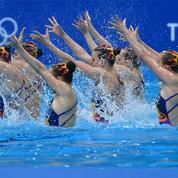 JO, Natation artistique (F) : La Russie championne olympique par équipes devant la Chine