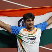 Javelot (H) : Première médaille d'or pour l'Inde