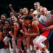 JO : le bronze du rebond pour les basketteuses françaises