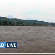 Inondations en Corée du Nord, 5000 évacués