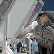 Covid-19: des tests antigéniques rapides mis en place en Israël
