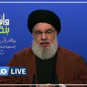 Le chef du Hezbollah libanais promet une réponse à «toute frappe aérienne d'Israël»
