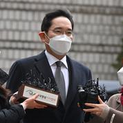 Corée du Sud: libération conditionnelle de l'héritier et patron de facto de Samsung