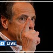 Une plaignante sort de l'anonymat et demande que le gouverneur de New York «rende des comptes»